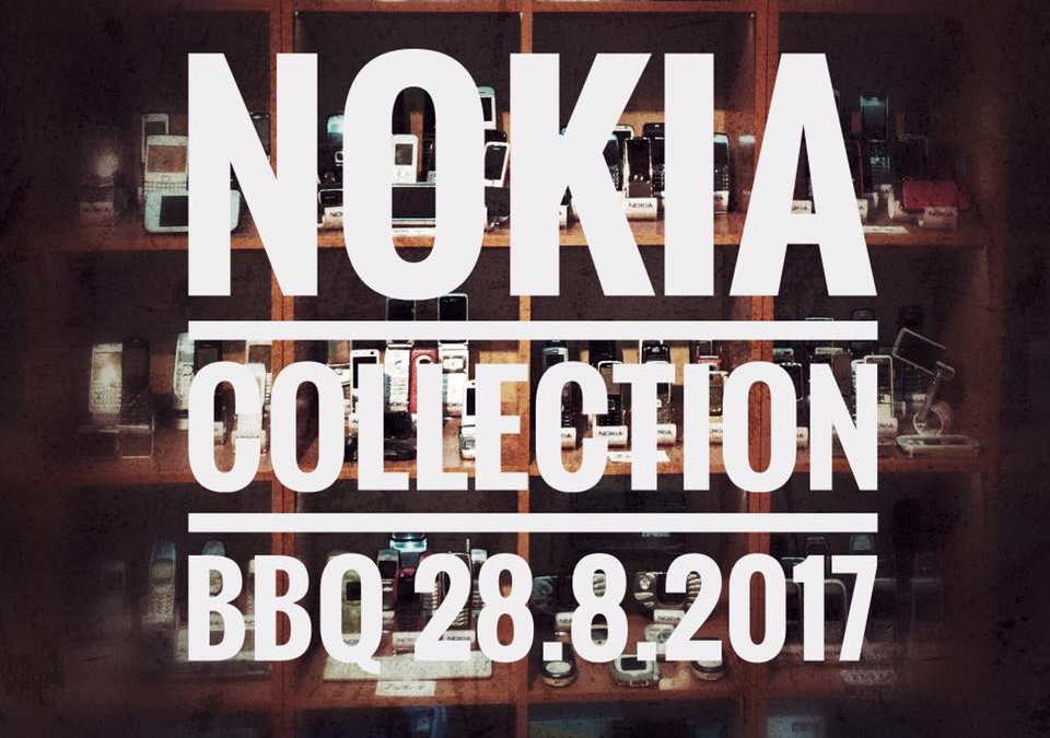 Nokia Collection BBQ – Donators welcome!