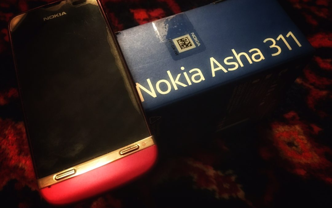 Welcome Nokia Asha 311