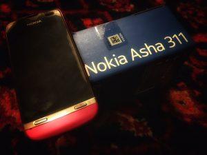 Welcome Nokia Asha 311