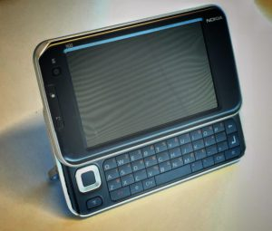 Nokia N810 WiMAX
