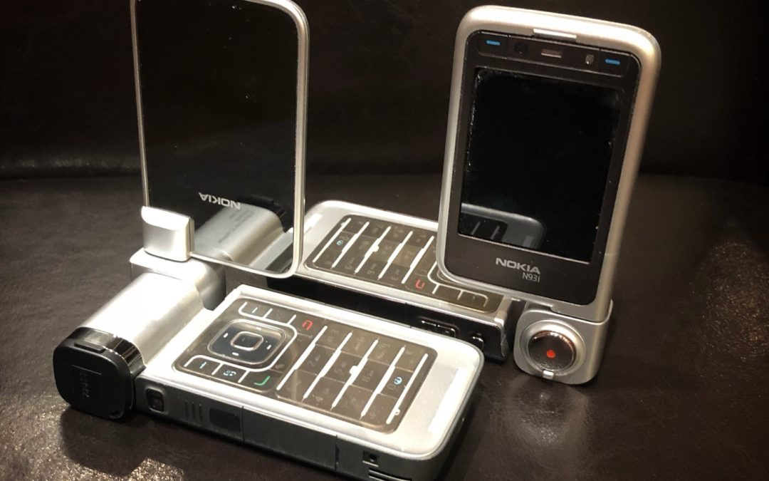Nokia N93i has landed