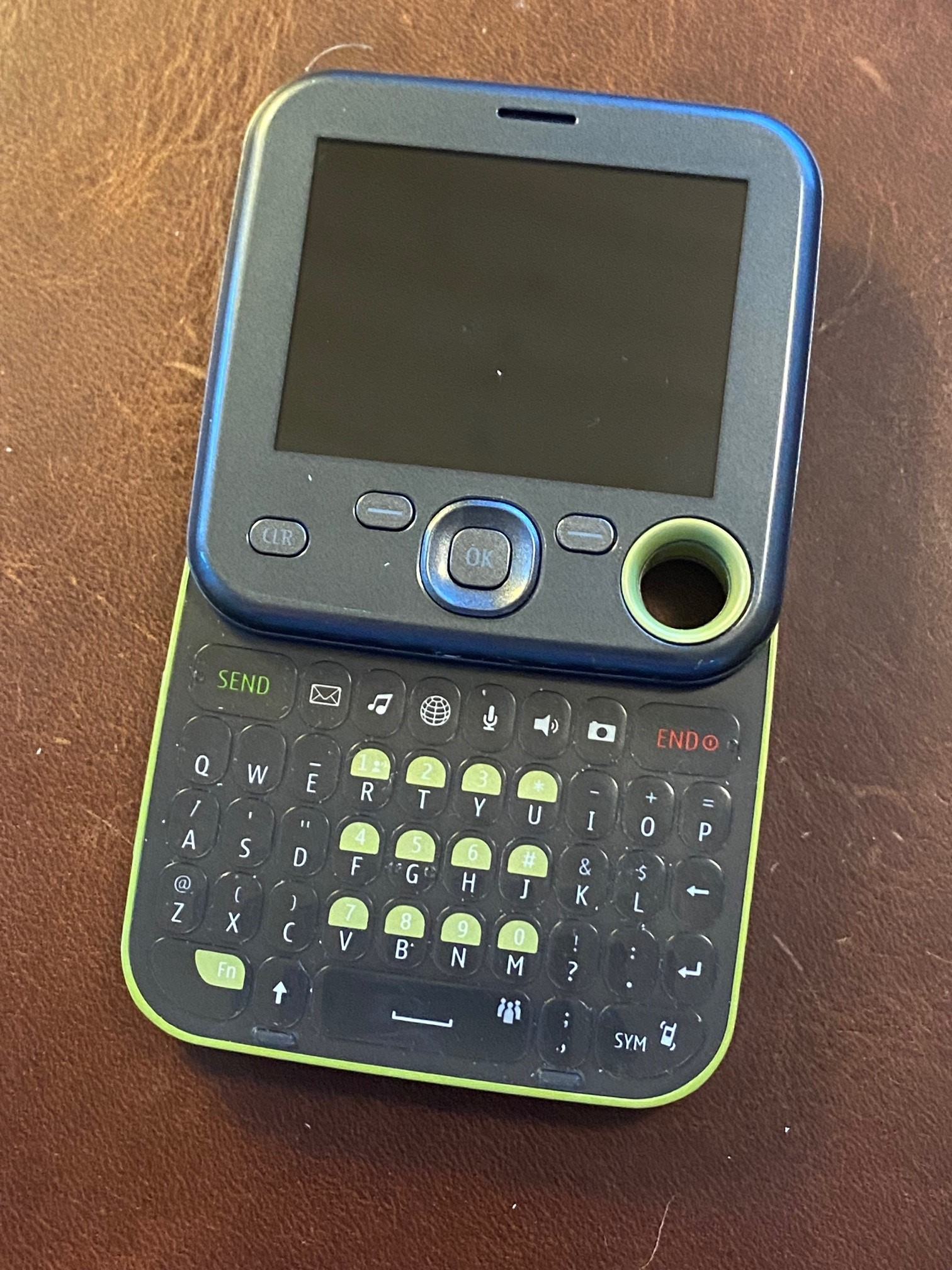 Nokia Twist 7505 that never made it to the shelves